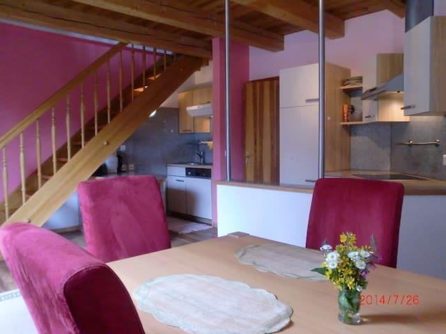 Dachterrassen-Appartement (Loggia)