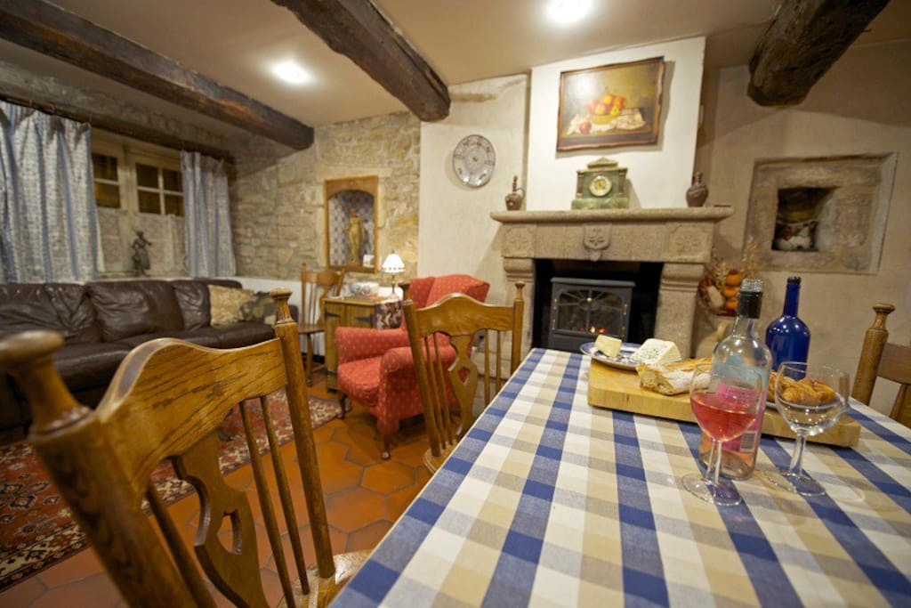 La vieille auberge house in the heart of dinan maisons for Auberge de la vieille maison