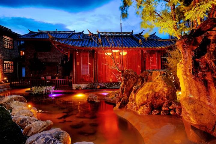 中国文化的院落(含早餐、住2晚接/送机)品茶品香,出入方便,闹中取静