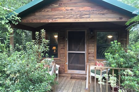 Cozy cabin inthe woods 1 hr N of NO - Abita Springs - Bed & Breakfast