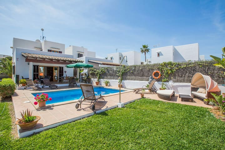 VILLA HECTOR - Villa for 6 people in CALA D'OR.