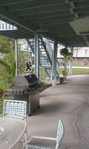 Crystal Beach 1 Bedroom Apartment - Palm Harbor - Appartement