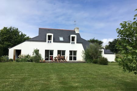 Holiday House in South Britany - Combrit - Huis