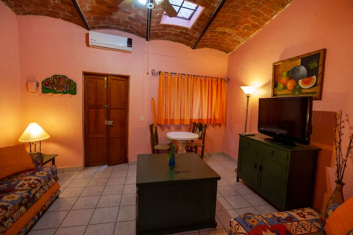 Private one-bedroom townhouse in Ajijic village