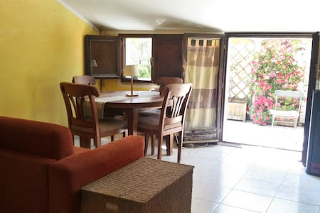 """La Nurra"" apartment with terrace and barbecue - Sassari"