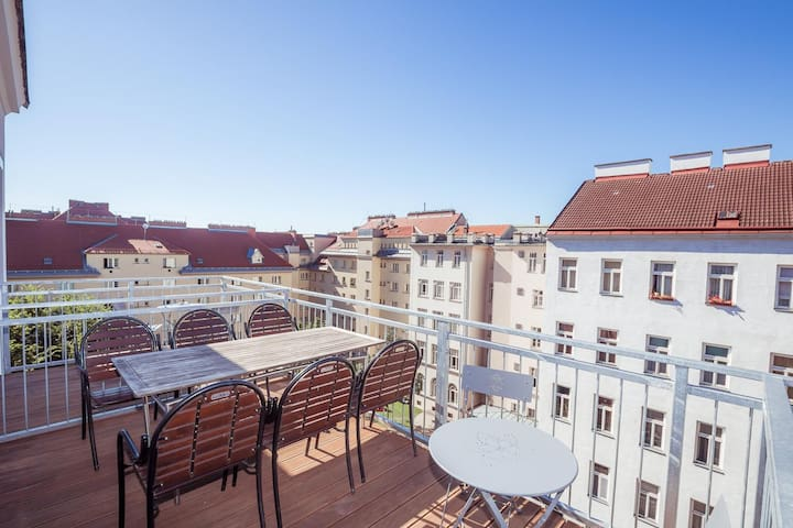 Danube Apartments (47) Brand New with Balcony - Vienna