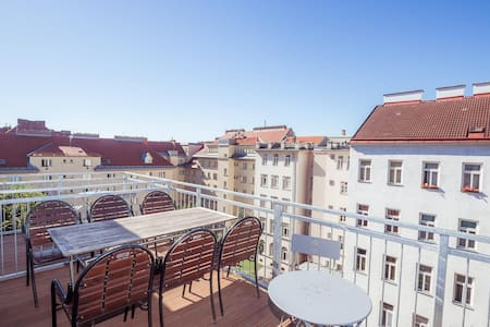 Danube Apartments (47) Brand New with Balcony - 维也纳