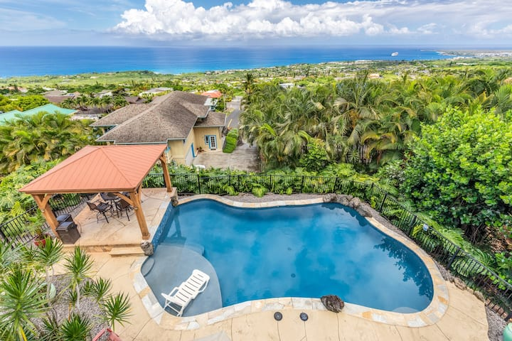 Exceptional Oceanview Home - Pool & Stunning View