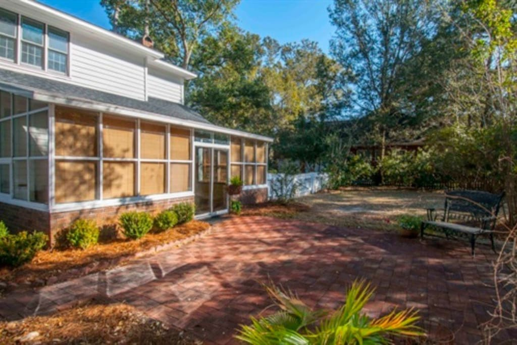 10 Min To Downtown And Beach Houses For Rent In Charleston South Carolina United States
