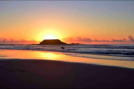 Seaside paradise