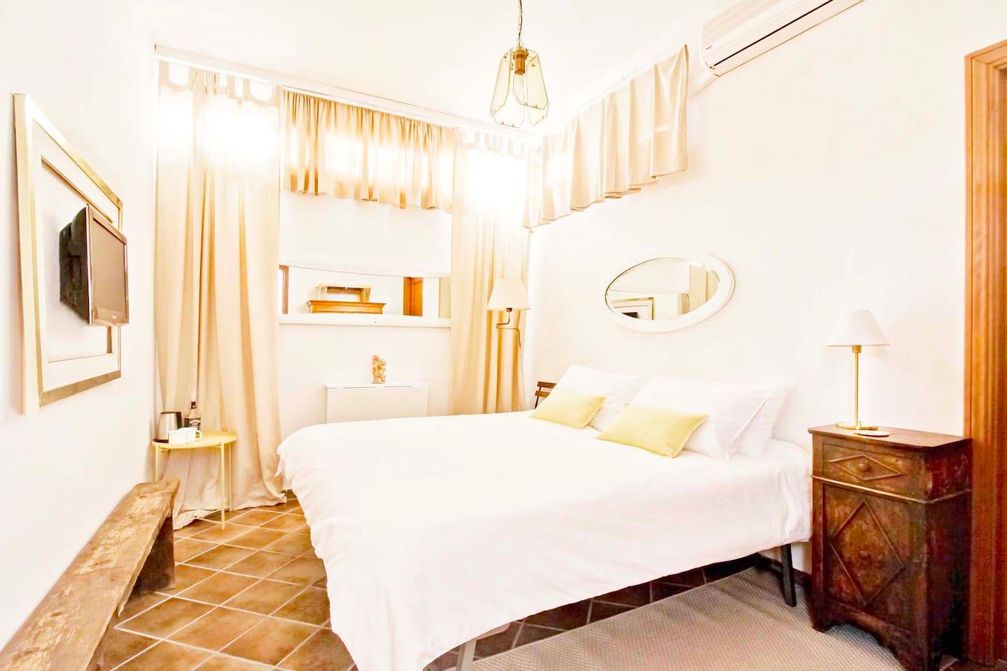 Foto Bagni Stile Country villa marta stanza zenzero - villas for rent in rome