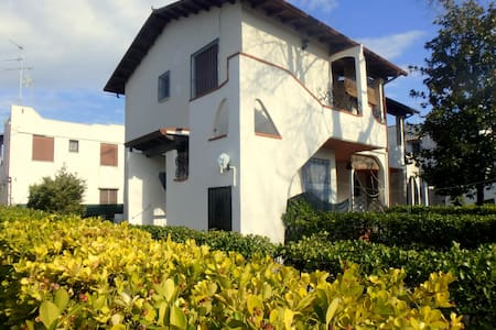 Villa Giuri - Casa Vacanze a Lido di Pomposa - Lido di Pomposa