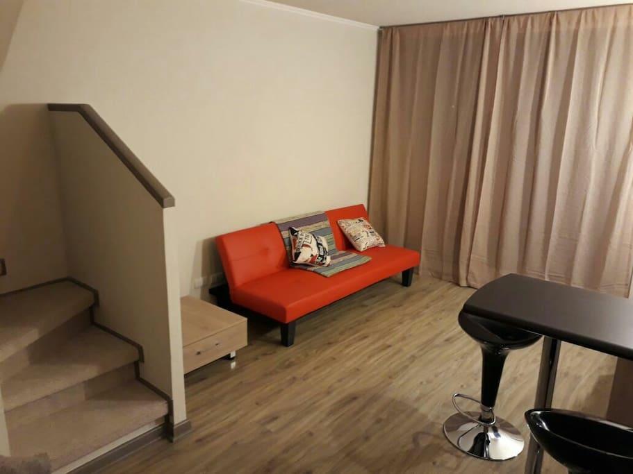 Departamento d plex jard n urbano 3 valdivia apartments for Jardin urbano valdivia