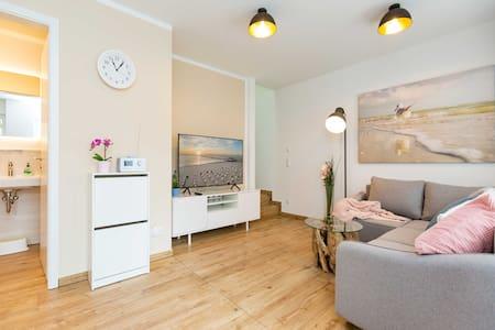 Quartier am Kurpark, Gartenhaus - Appartement 10