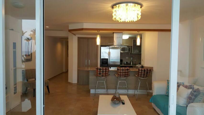 APTO. Dos habitaciones vista al Mar - Juan Dolio - Apartment