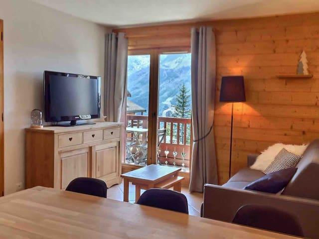 Appartement 3 pièces La Rosière