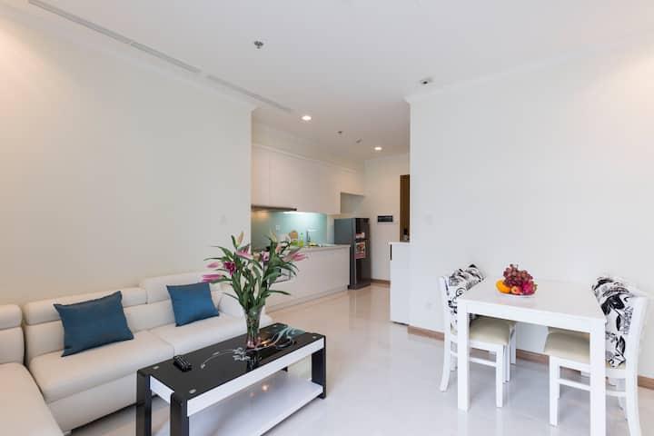 Central Park- 1BR Apartment Near Central HCMC