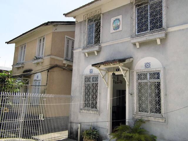Old House - Center of Rio - Rio de Janeiro - Casa