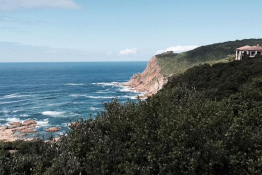 Sea and Fynbos Views