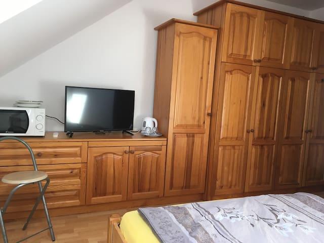 Pénztárcabarát szoba