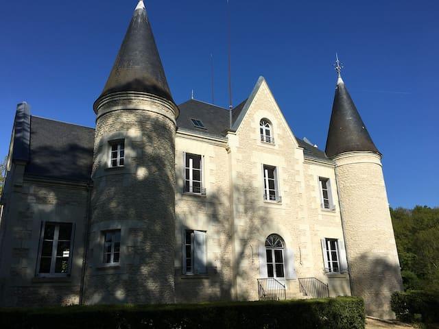 Chambre Louis-Désiré (22m2)