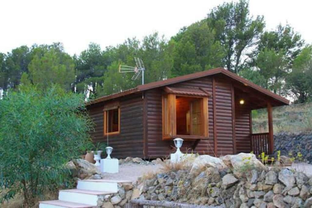 Casita de madera ideal en el campo casas en alquiler en altea espa a - Casas alquiler altea ...