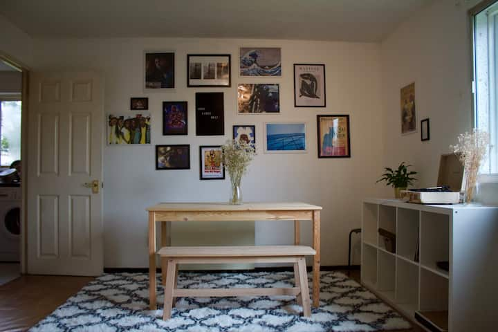 Hygge Flat 5 mins from Nunhead Station