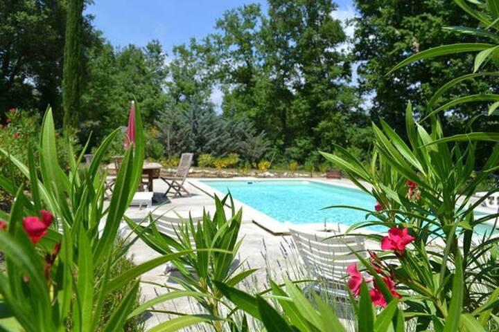 Mas-Jean-Bart - Figanières - Villa