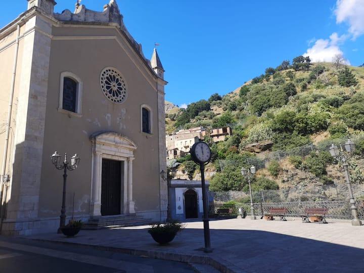 Relax da sogno in un borgo siciliano