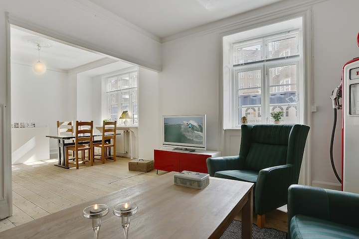 Apartment near Copenhagen center - Kopenhagen - Wohnung