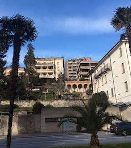 10 min centr - Lugano - Appartement