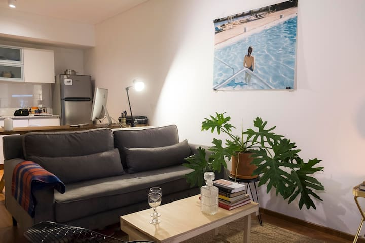Brand New Trendy Studio - Leisure or home office