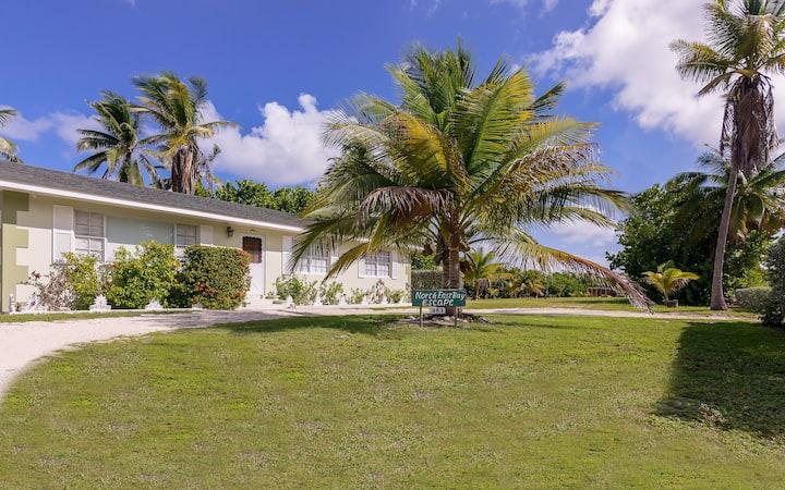 Cayman Brac hospitality at North East Bay Escape