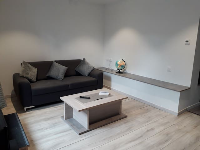 Appartement récent proche patinoire albertville