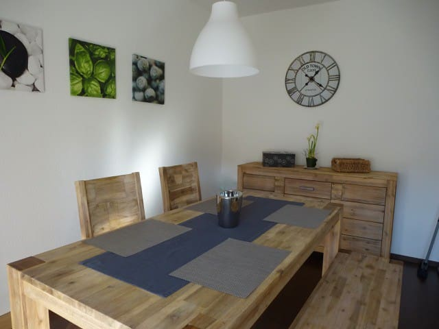 schöner Leben und Arbeiten auf Zeit - Schweinfurt - Appartement
