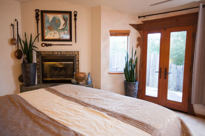 Unique Romantic Suite in Santa Cruz - Aptos - Huis