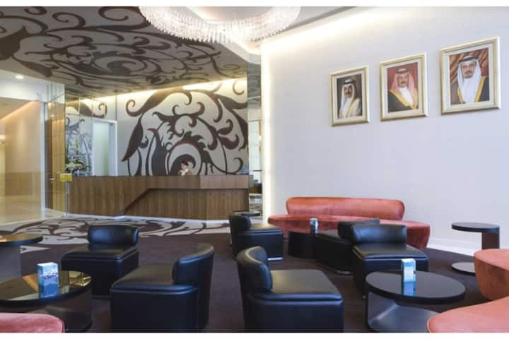 Suitable Suite Executive One Bedroom At Manama