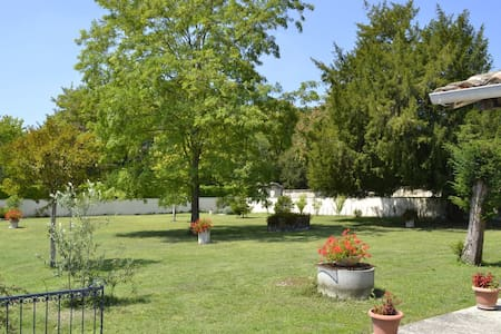 Maison Eugenie - Saint-Fort-sur-Gironde - Casa