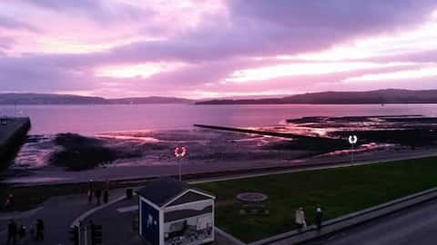 Sugarboat View, Helensburgh Seafront