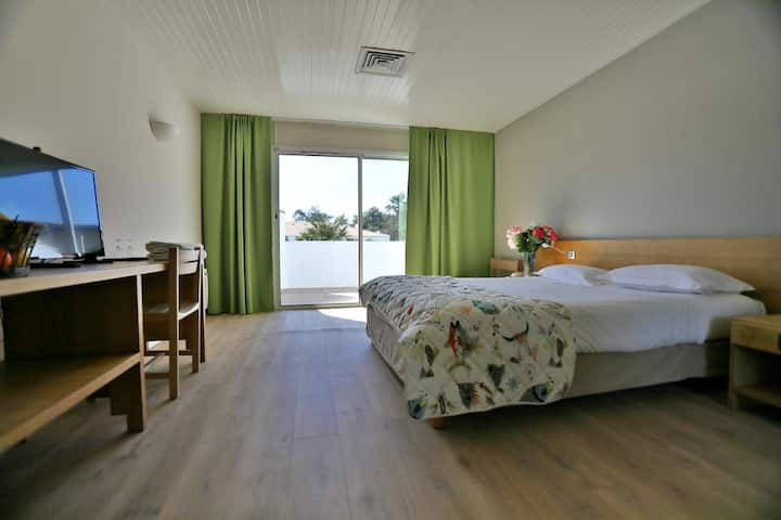 Hôtel Les Grenettes, Double Room Confort