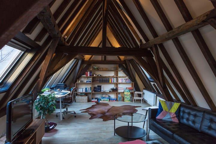 SINT-IVO  Deluxe Appartement - Ghent - Huis