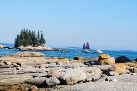 Private Island off of Deer Isle, Maine - 塞奇威克(Sedgwick) - 岛屿