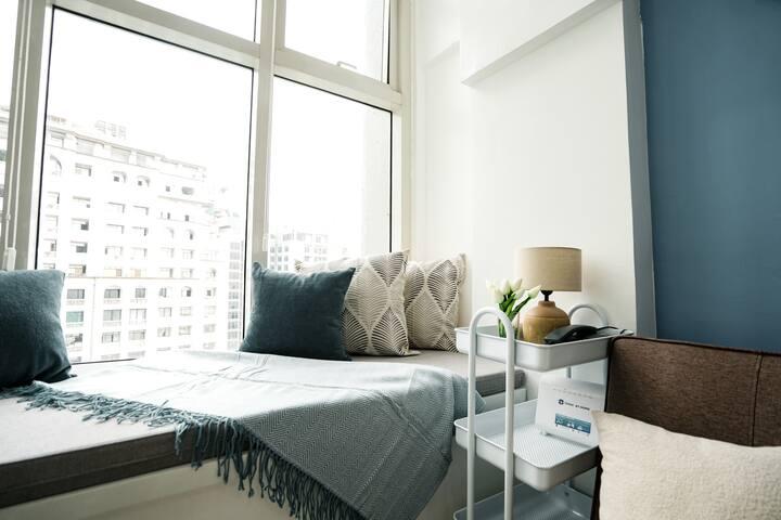 Clean and Classy Loft Apartment in Ortigas @Indigo