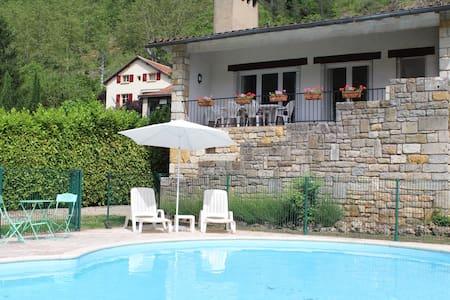 Villa La Condamine - Saint-Antonin-Noble-Val