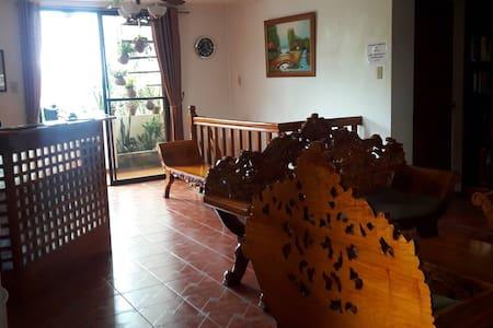 Balay de la Rama Bed and Breakfast, Hardin room - Albay
