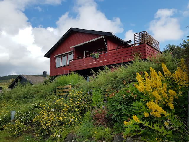 Charming house with fantastic view!