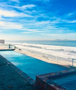 Beautiful Beachside Retreat in Playas de Tijuana.