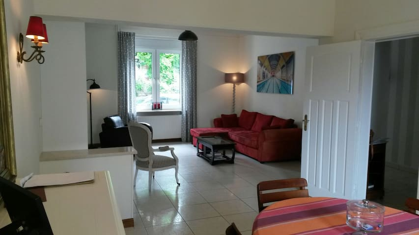 5 bedrooms city house with garden - Luksemburg - Dom