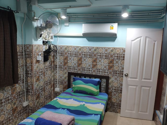 ✰Subway station✰Citycenter✰Private Bathroom✰Aircon