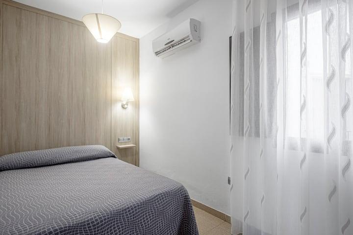 Apartamento de 2 dormitorios (4 adultos y 2 niños)